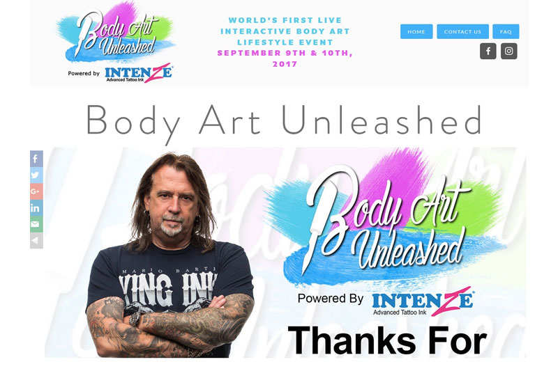 Body Art Unleashed